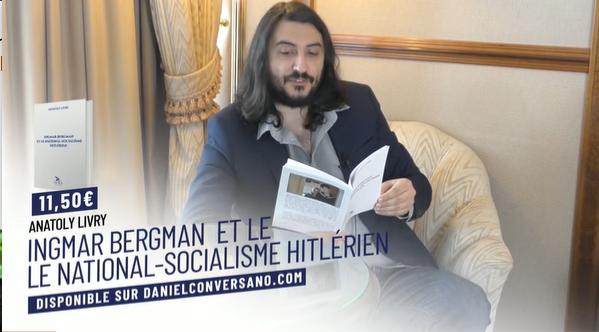 Le National-socialisme hitlérien et Ingmar Bergman de Dr Anatoly Livry, sujet tabou !