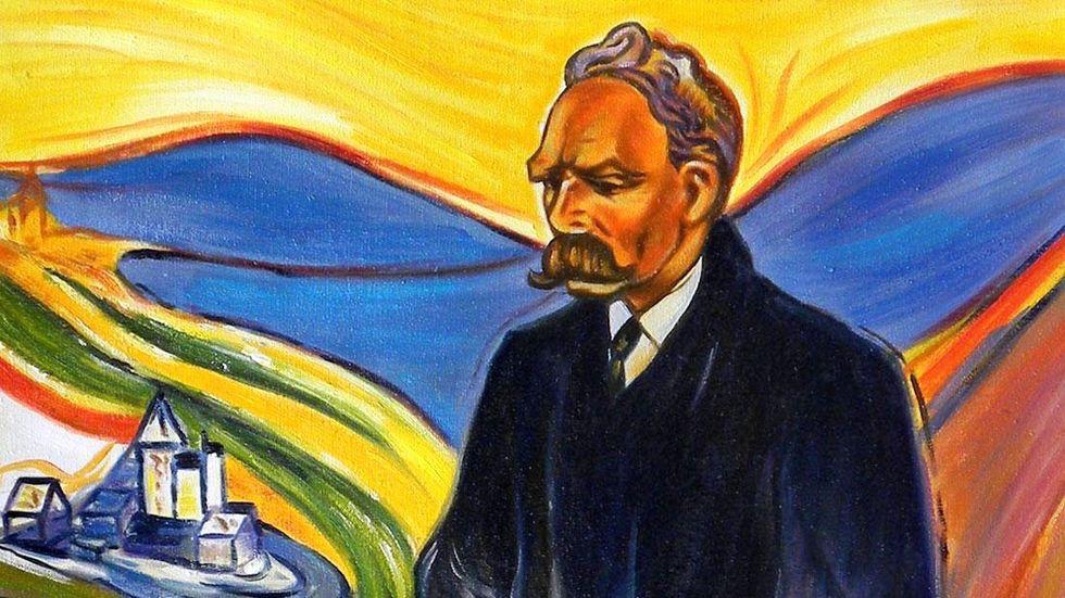 «Anti-weisser Rassismus, eine Nietzsche Perspektive»