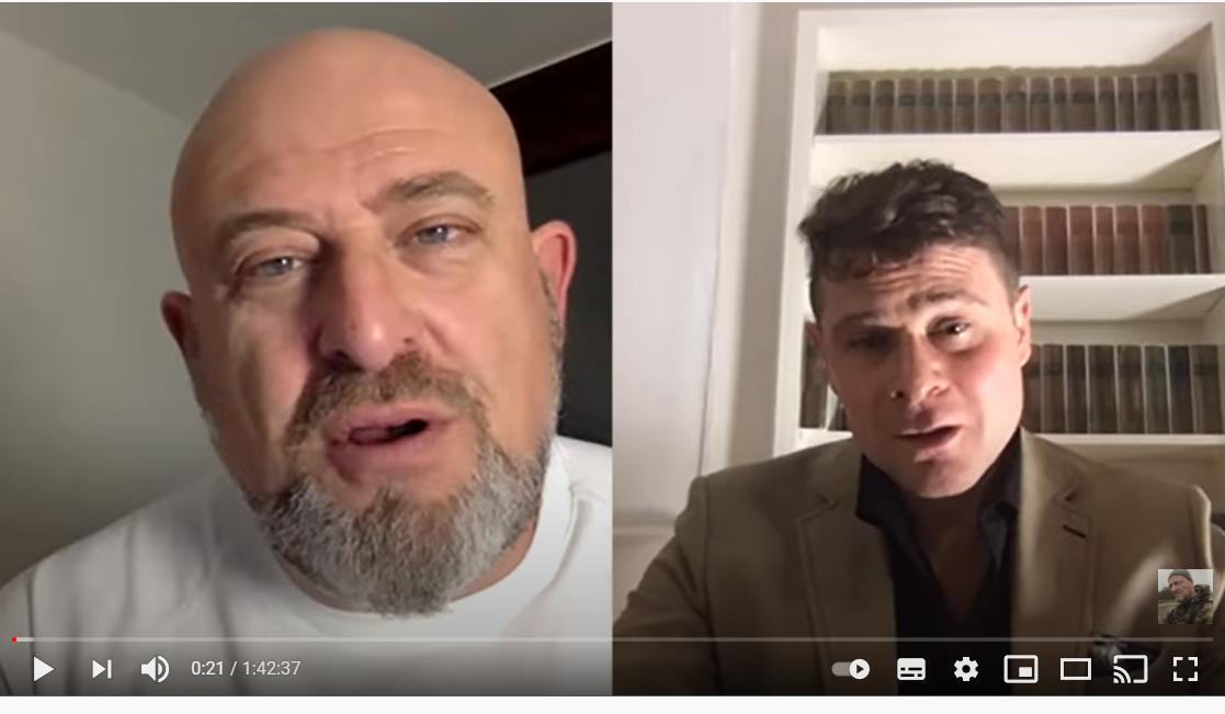 Interview avec Piero San Giorgio / Interview with Piero San Giorgio